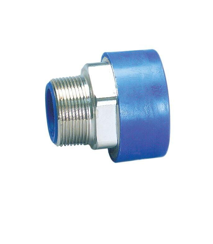 Maxair Socket Fusion Male Adaptor