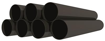 Black PE100 Pipe